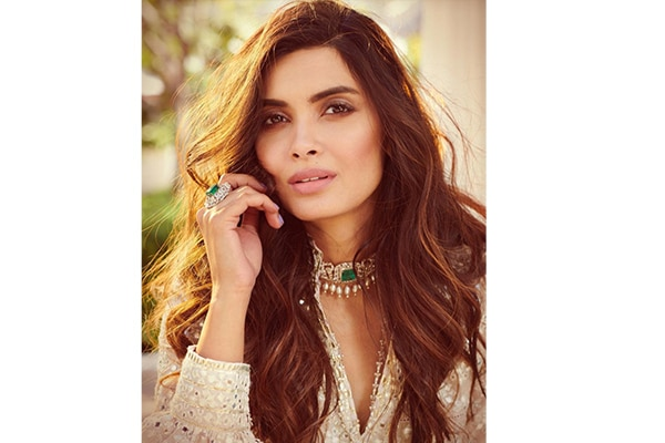 Diana Penty - Messy waves for the win