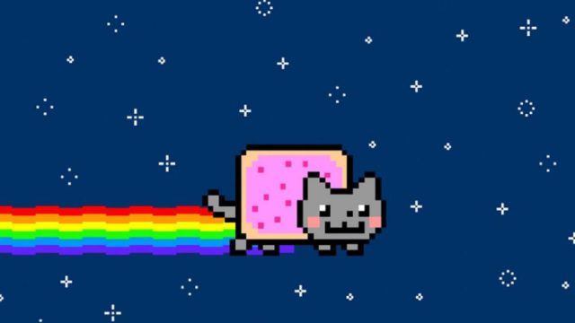 What are NFTs and how will they evolve - nyan cat 1024x576