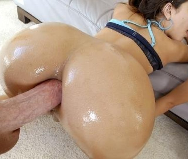 Big Ass Taking A Big Dick Porn Photo