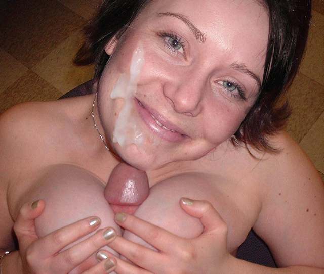 Big Tit Fuck Facial On Cutie Porn Photo