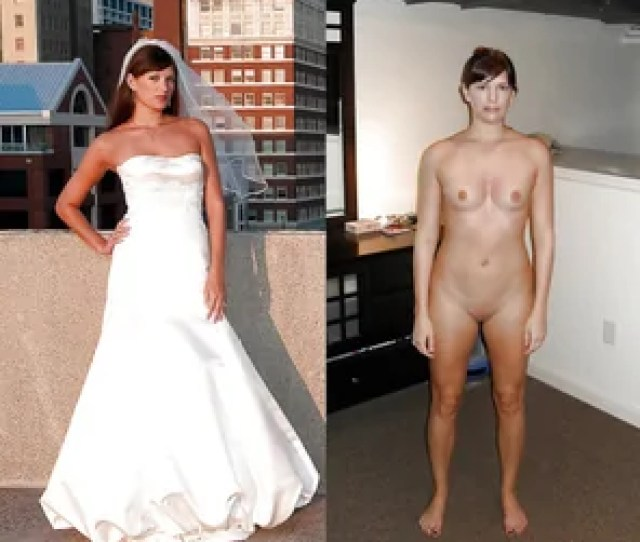 Amateur Photo On Her Wedding Day