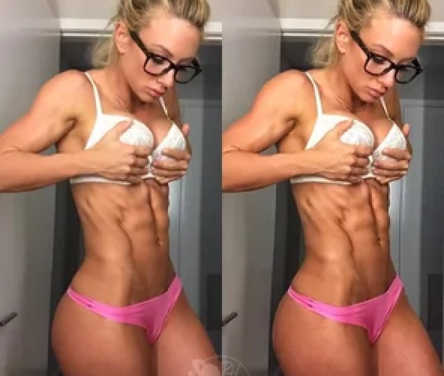 Amateur Photo Sexy Body Fitness