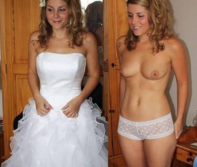 At Her Wedding Porn Photo