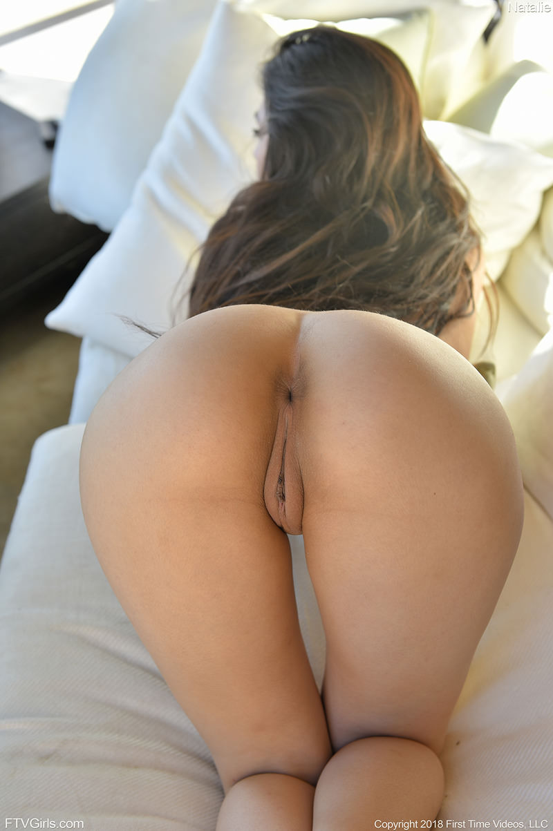 Natalie With Perfect Pussy And Ass Porn Photo