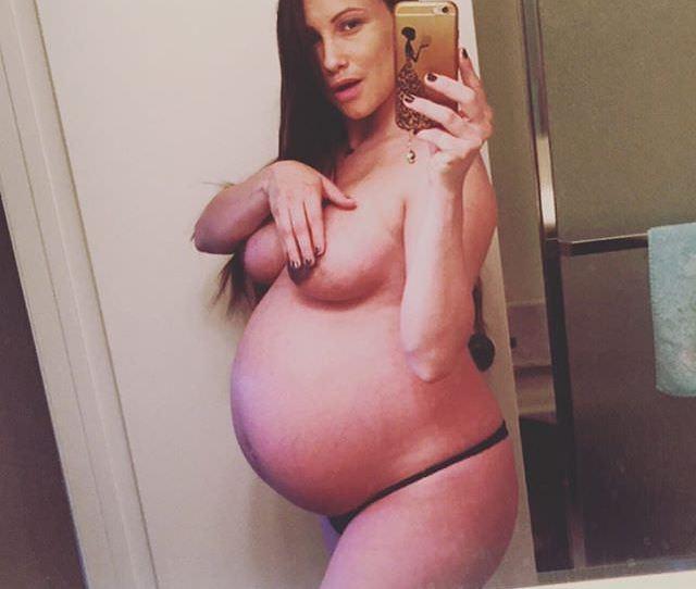 Pregnant Celeste Star Porn Photo