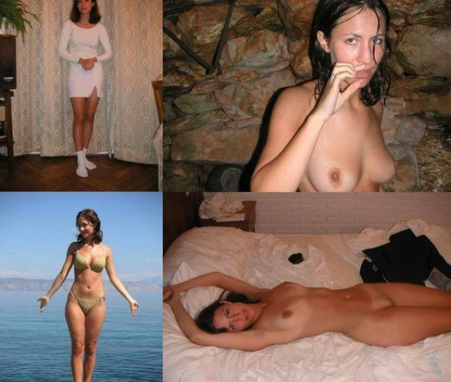 On Off Collage Porn Photo