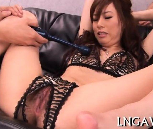 Pretty Chick Enjoys Clit Stimulation