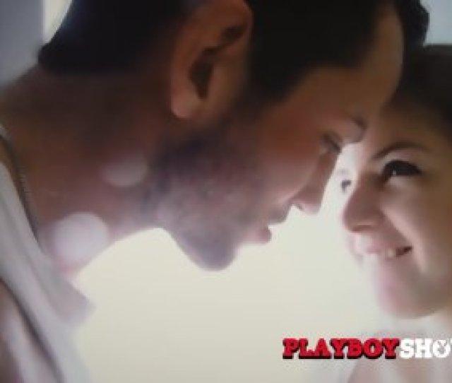 Naughty Brunette Enjoys Making Love To Her Romantic Man