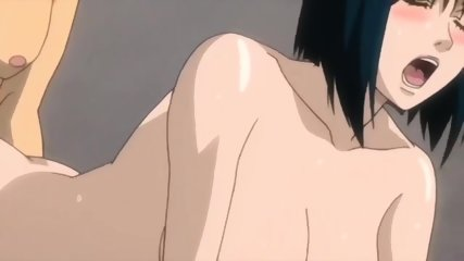 Short Hair Anime Hentai Babe