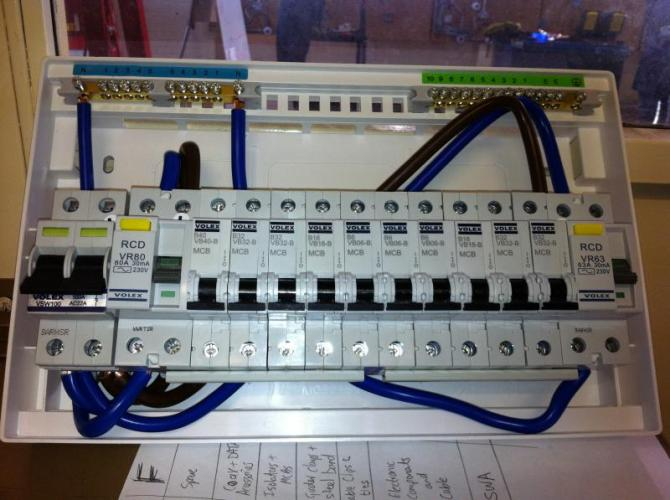dual rcd consumer unit wiring diagram  96 dodge ram fuel