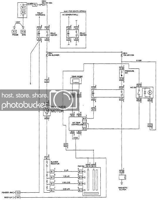 isuzu kb wiring diagram  1989 suburban wiring diagrams pdf