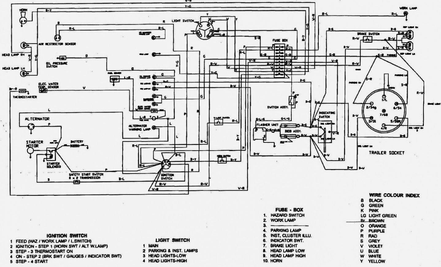John Deere Lawn Tractor Lt155 Wiring Diagram