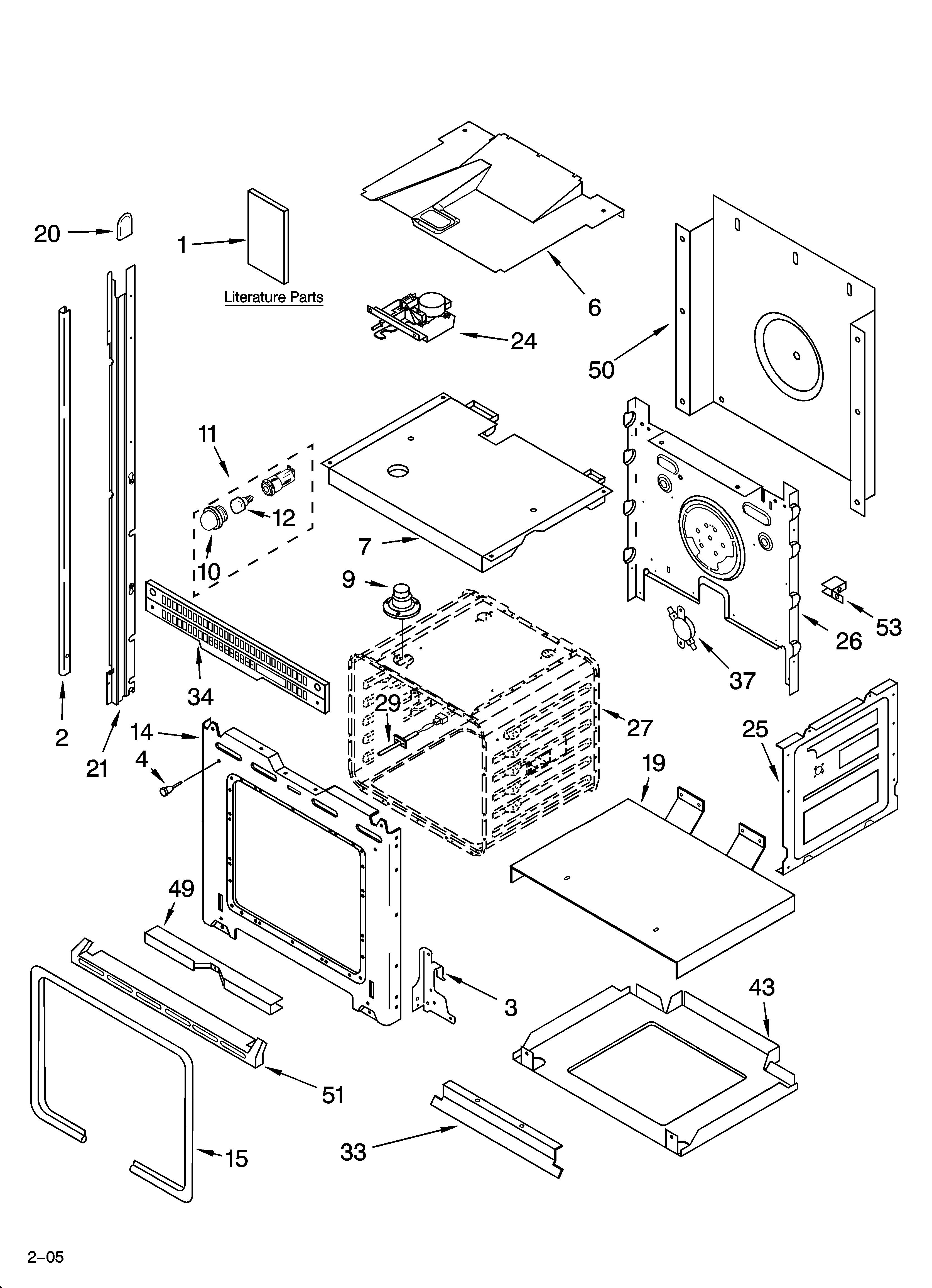 Ge Profile Gas Cooktop Parts Diagram