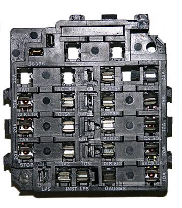1968 camaro fuse box  more wiring diagrams suitformula