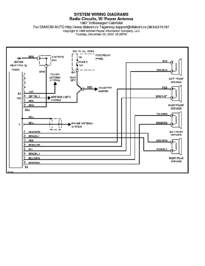 1999 vw jetta wiring diagram  bege wiring diagram