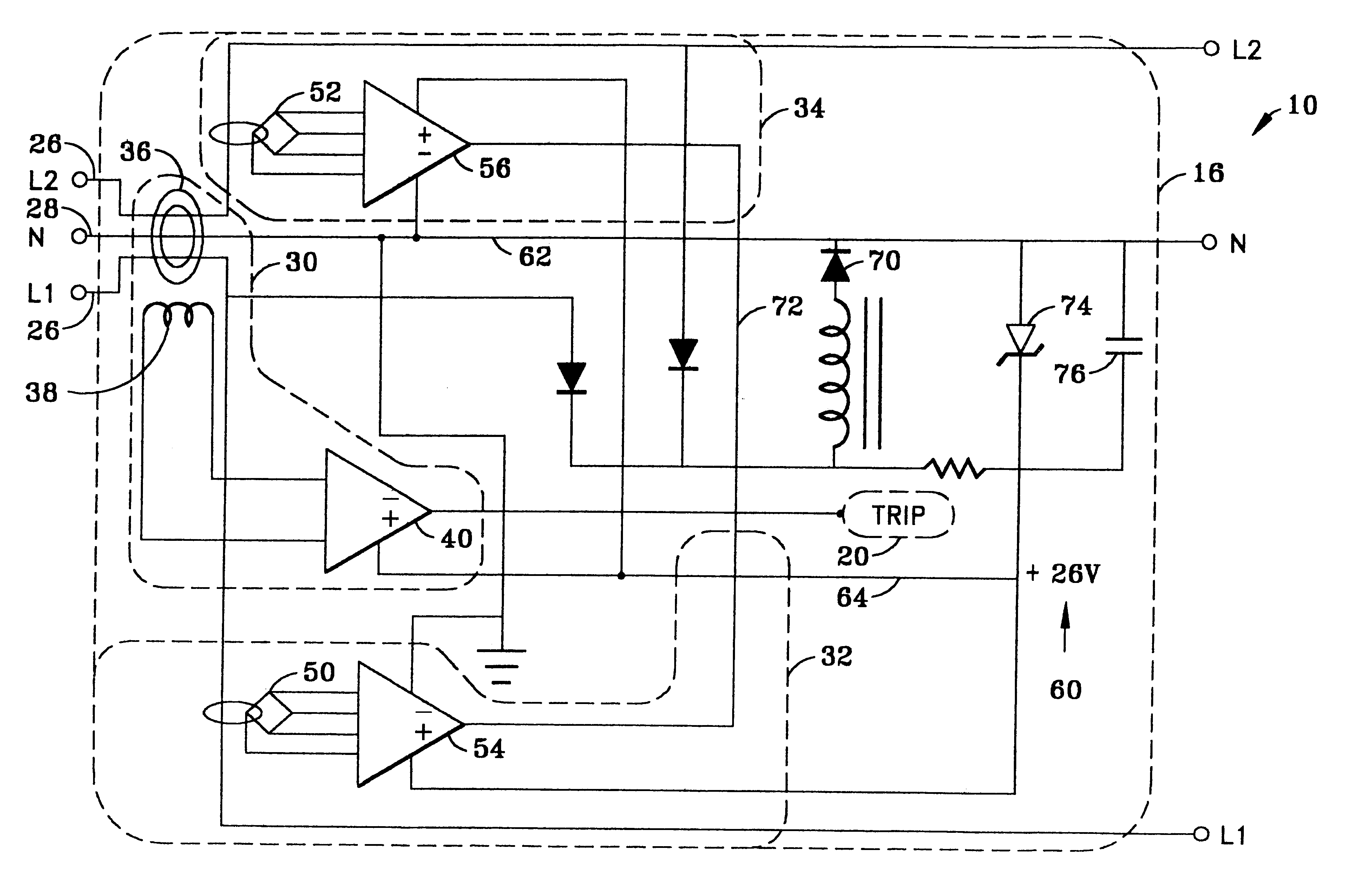 Gn Patent Us Arc Fault Circuit Interrupter