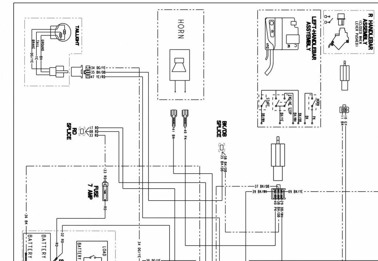 Polaris Sportsman 90 Cdi Wiring Diagram