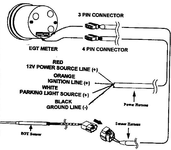 oa8765 boost gauge wiring diagram on digital dragon gauge