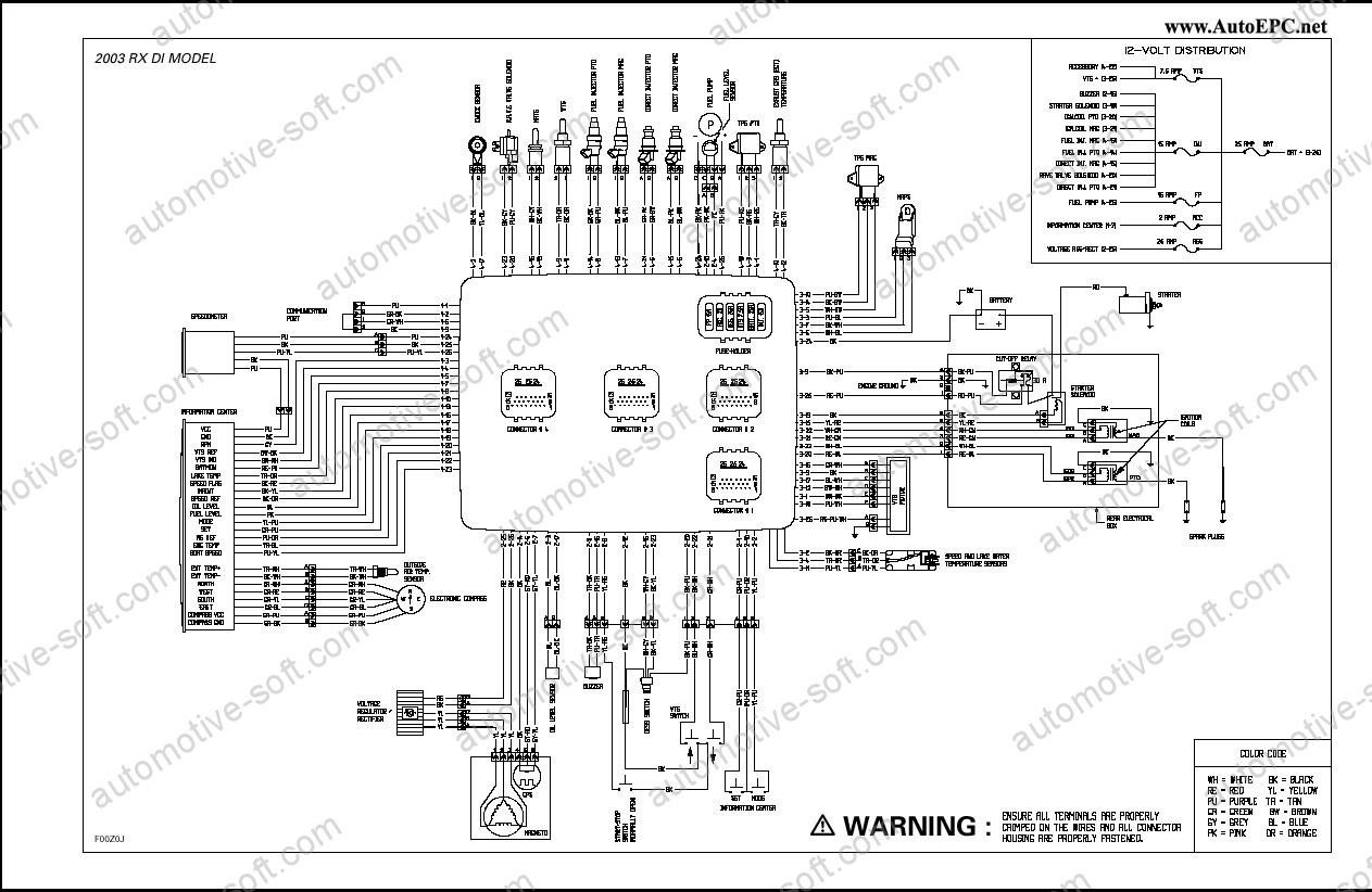 Rotax 587 Wiring Diagram