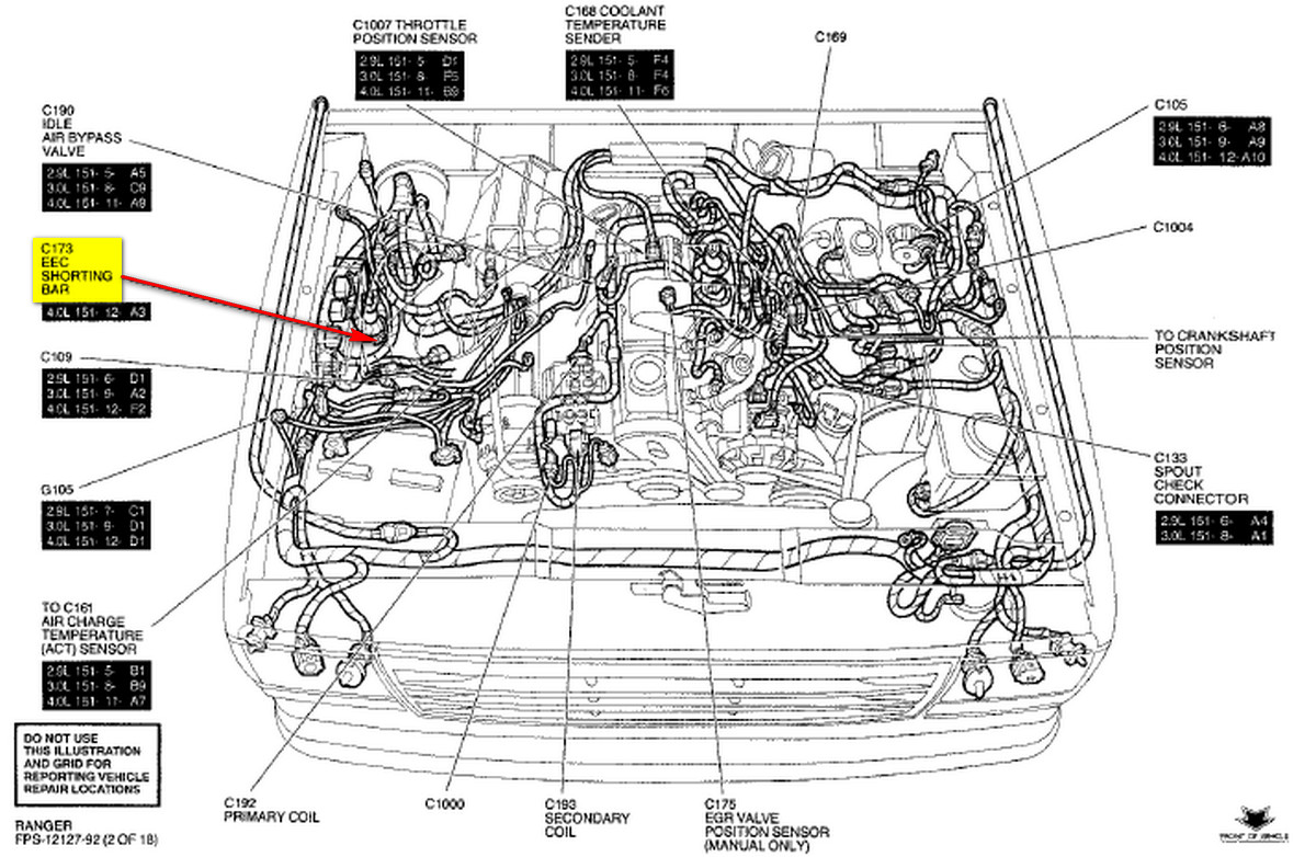 Wiring Diagram F250 Sel
