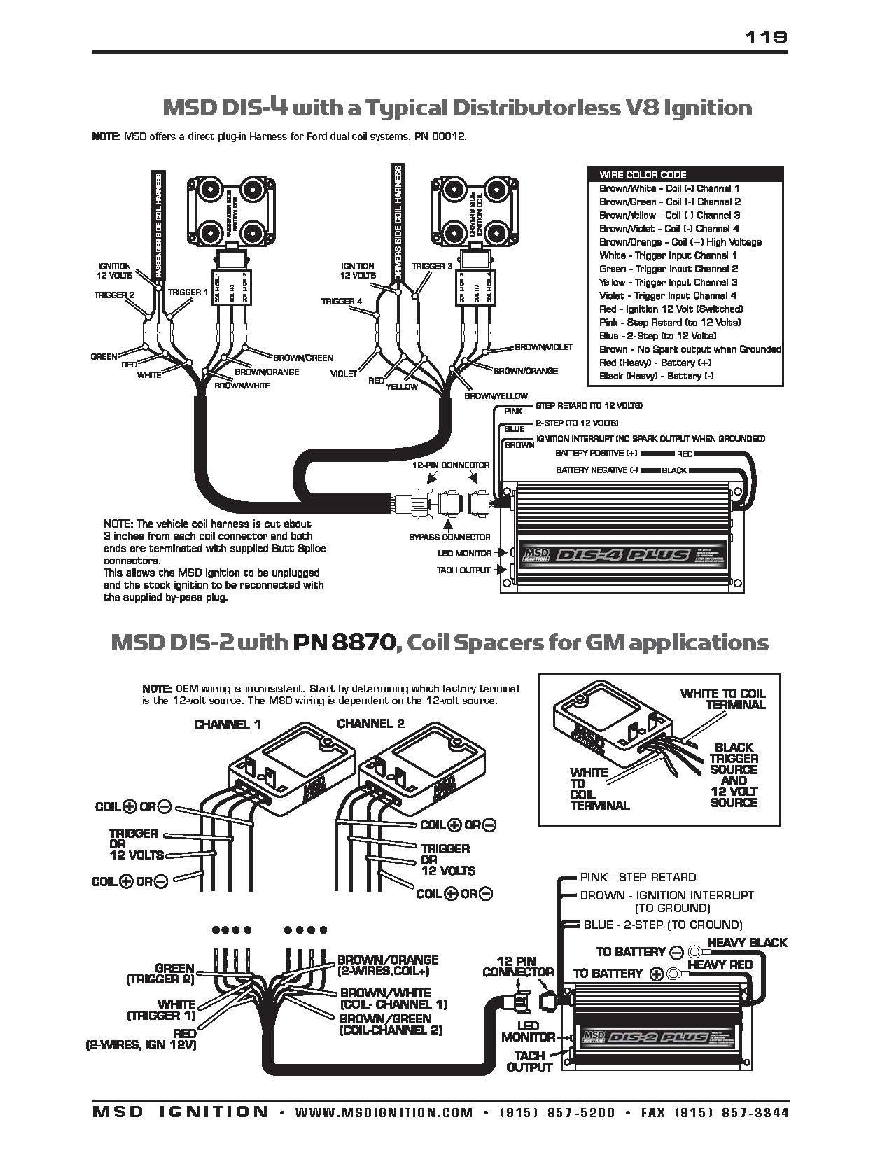 Accel Hei Wiring Diagram