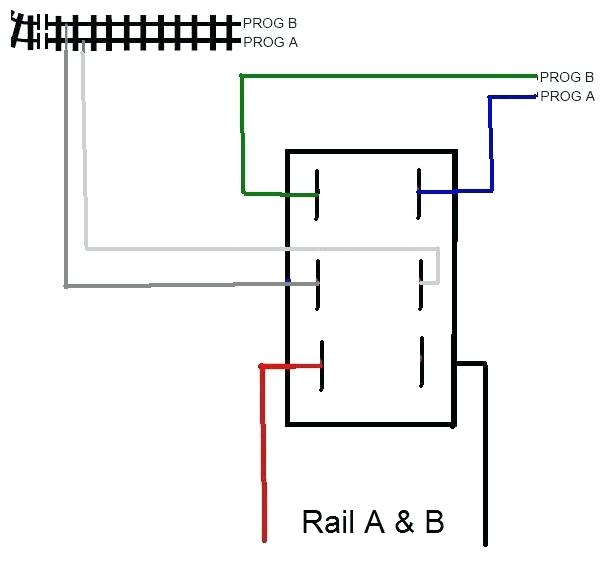 double pole double throw switch wiring diagram  heat seal