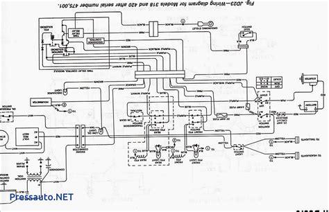 ignition wiring diagram john deere 318  wiring diagram for