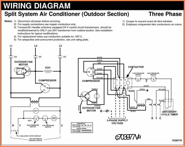 copeland compressor wiring diagram single phase  straight