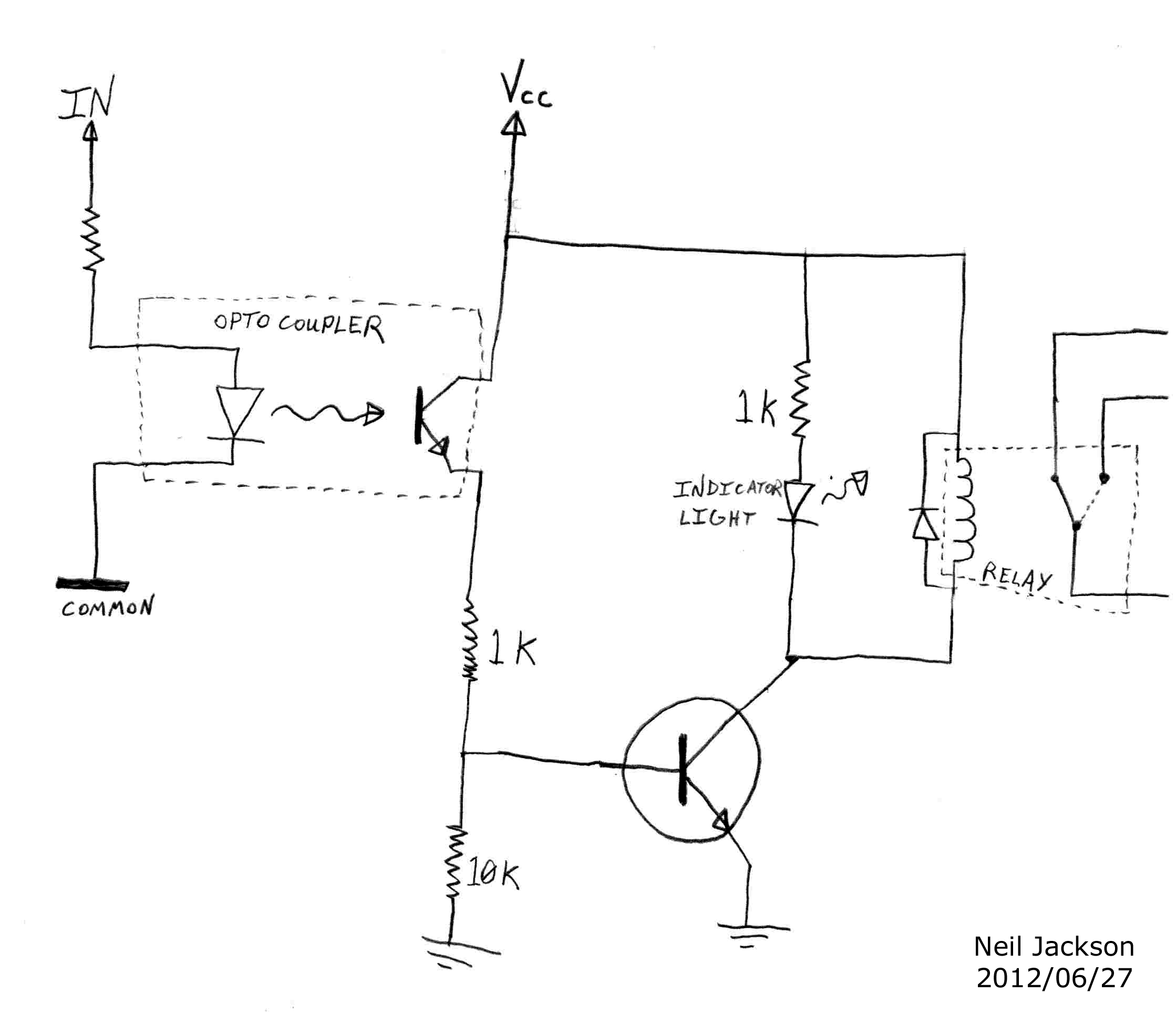 Fx 8 Channel Relay Module Wiring Diagram Free Diagram