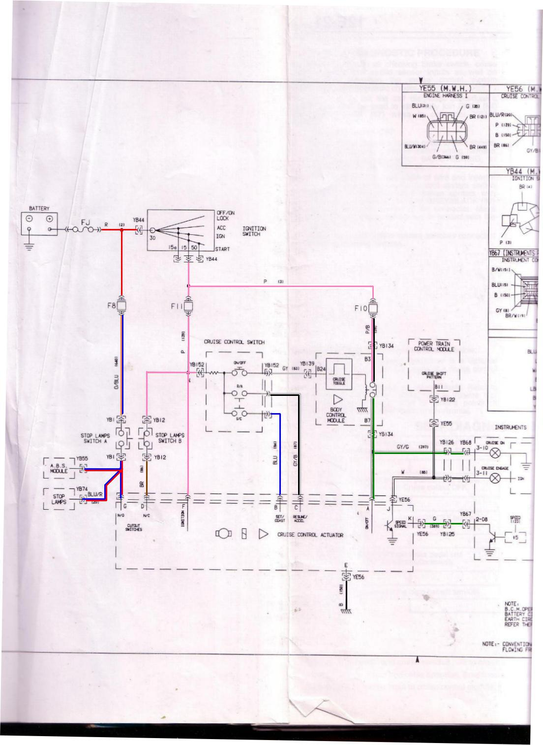 Vr Commodore Wiring Diagram