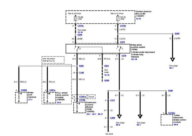 2010 f150 turn signal wiring diagram  wiring diagram series