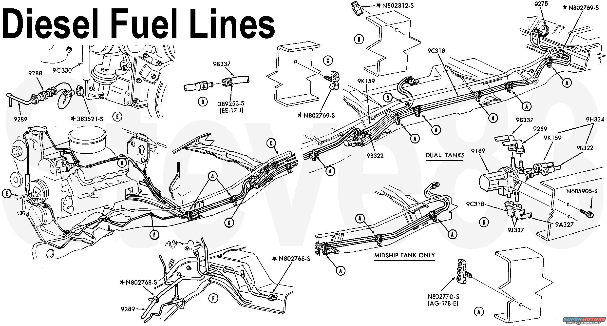 Zt 7 3 Idi Fuel Line Diagram Schematic Wiring