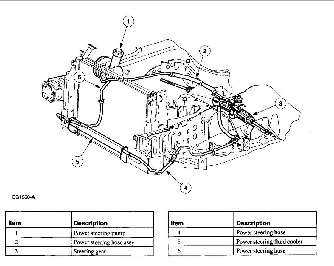 Nh Steering Diagram Wiring Diagram