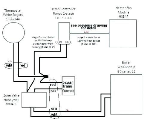 md3267 wiring diagram for garage heater free diagram