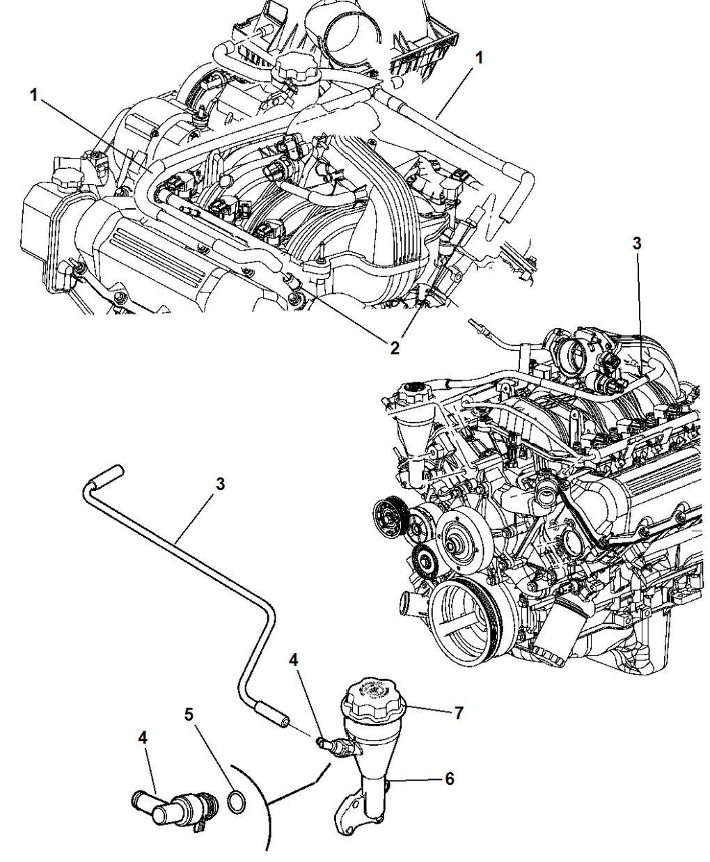 2006 Jeep Liberty Exhaust System Diagram