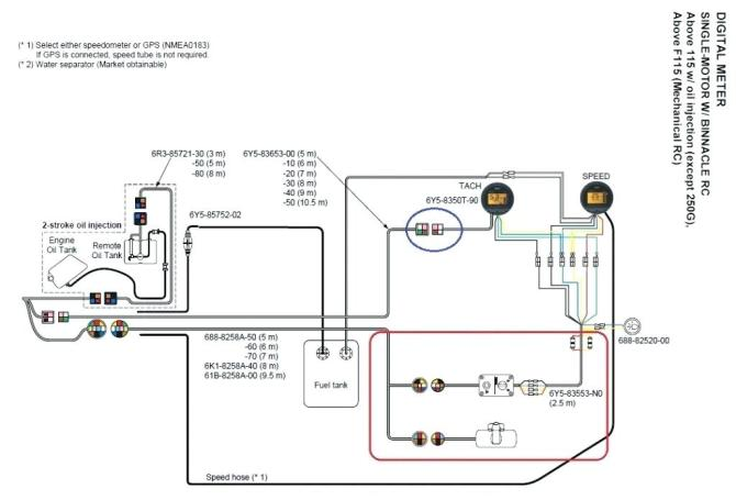 yamaha 115 2 stroke wiring diagram mallory ignition wiring