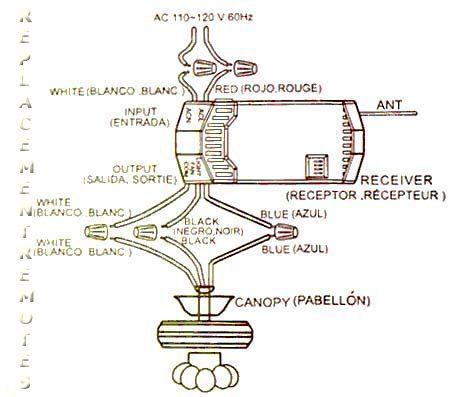ed7916 wiring diagram hampton bay ceiling fan download diagram