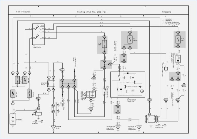 bg9651 wiring diagram for 1999 toyota tacoma download diagram