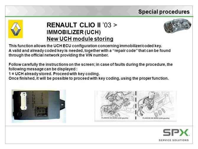 wc0690 renault clio uch wiring diagram schematic wiring