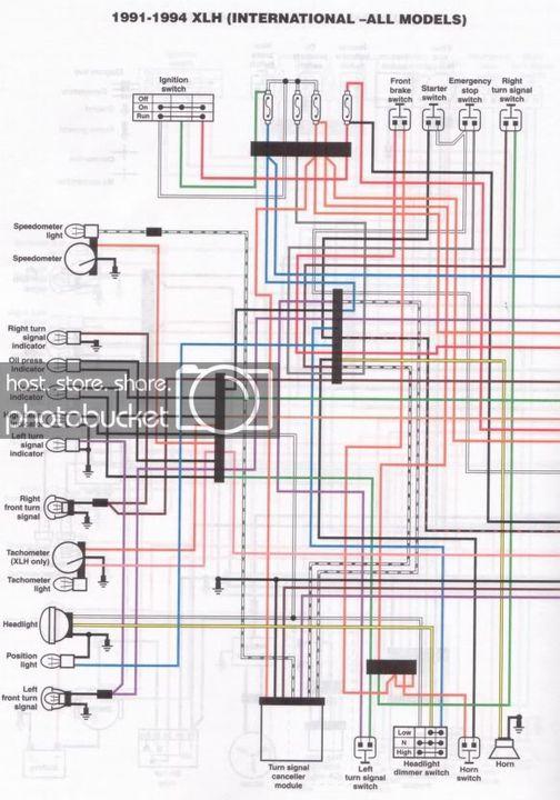 2001 Harley Sportster Wiring Diagram | hobbiesxstyle | Sportster Wiring Diagram |  | hobbiesxstyle