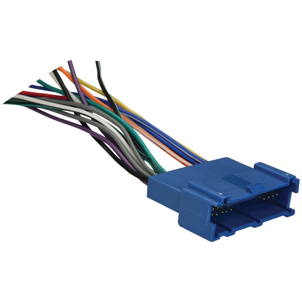 scosche gm035 wiring harness color codes  wiring diagram