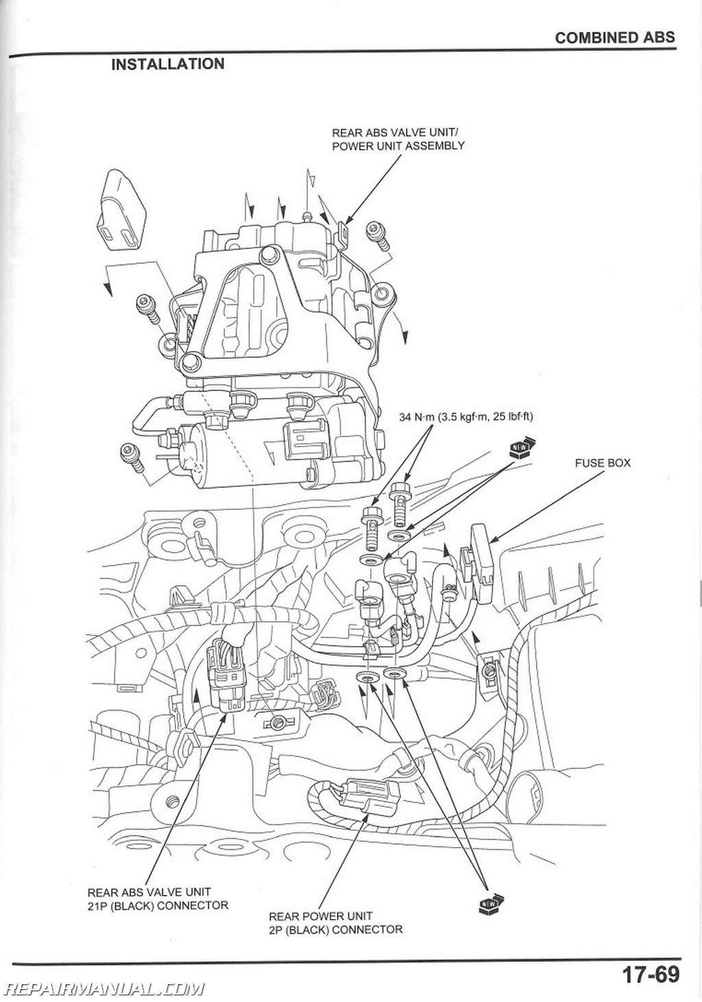 Honda Cbr Rr Wiring Diagram