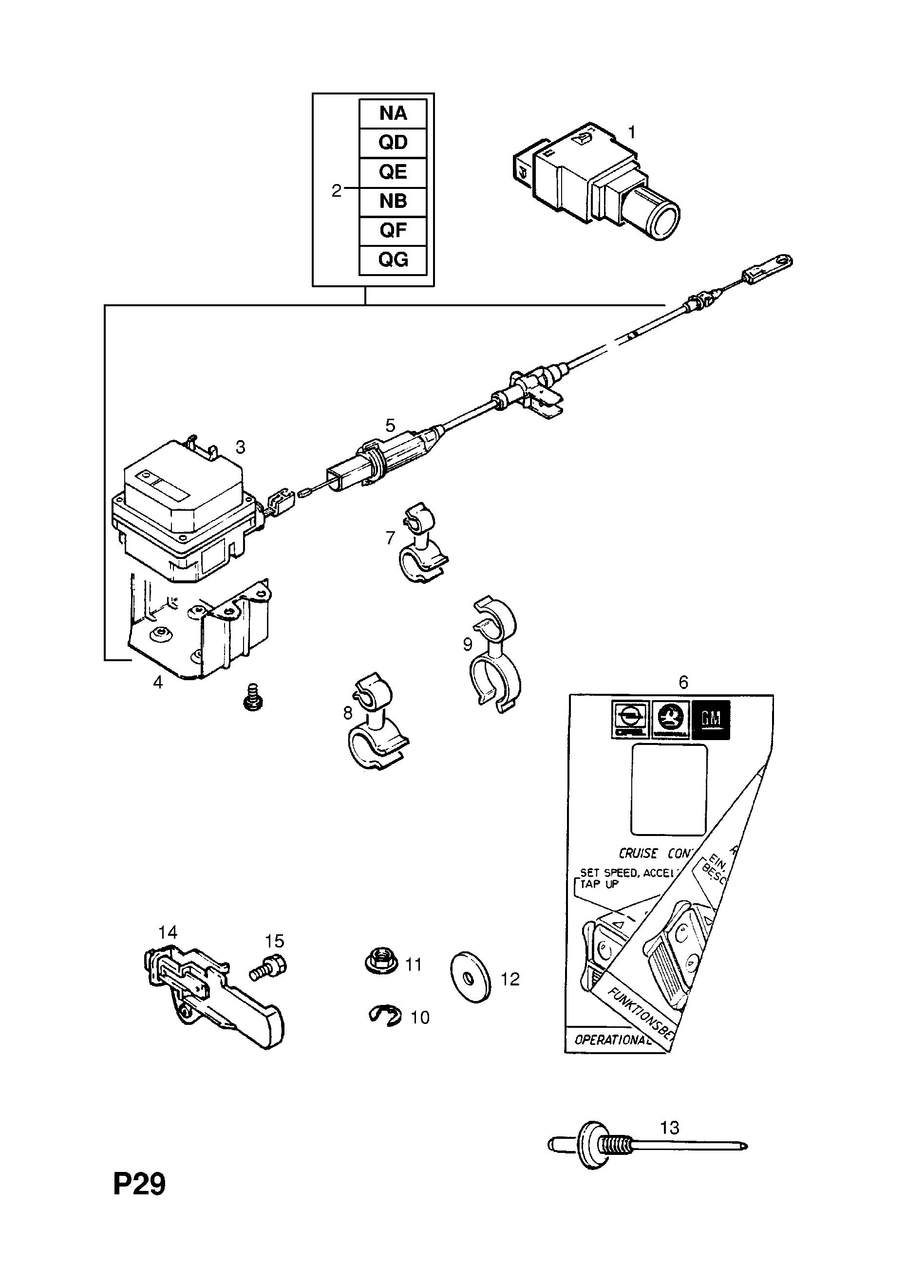 Vectra B Towbar Wiring Diagram