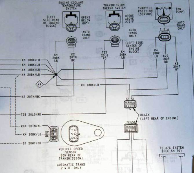 za6865 4l60e transmission wiring diagram free download