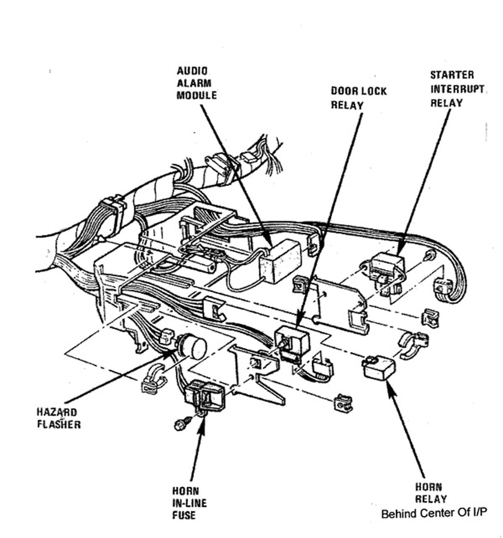 Kr Corvette Wiring Diagram For Starter Wiring