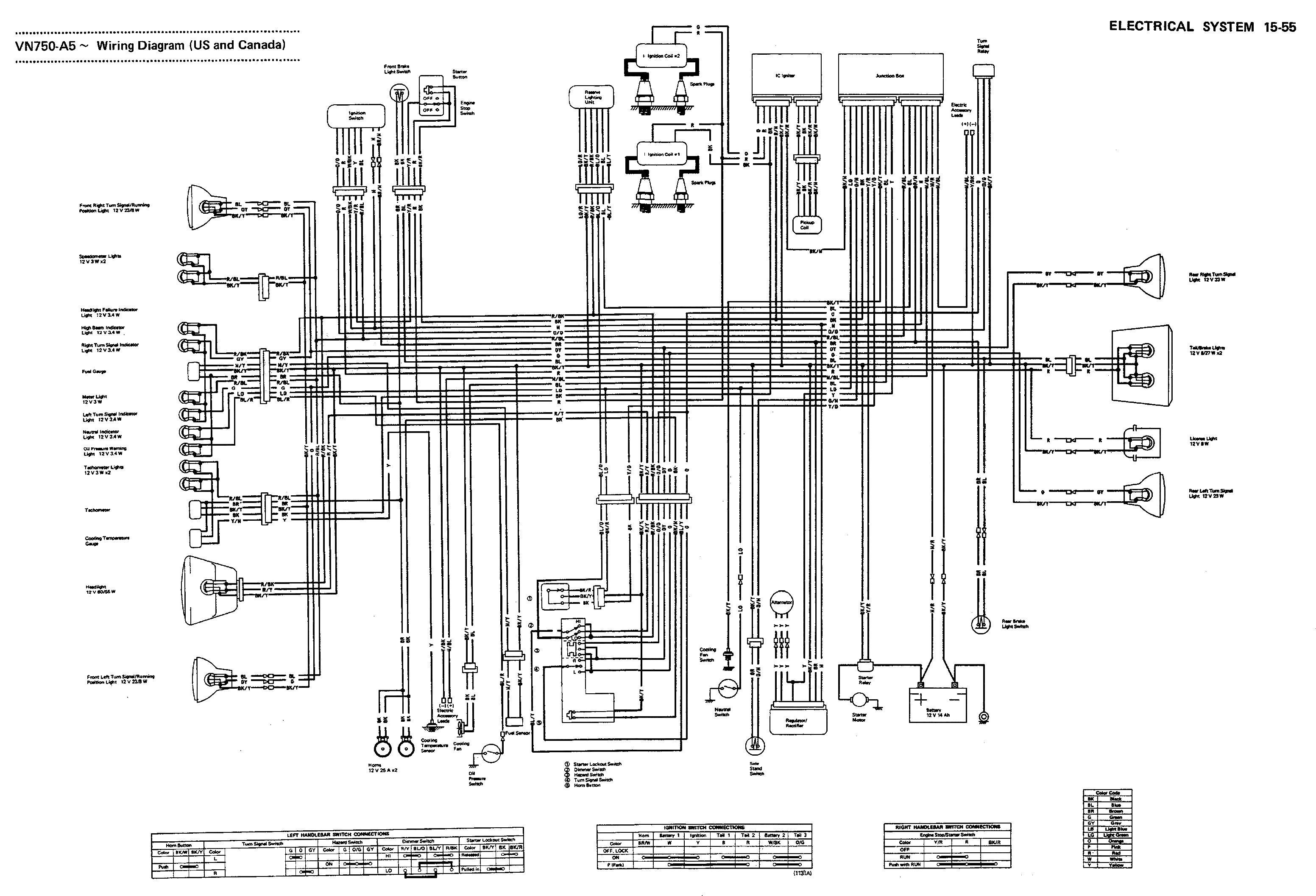 Dr Vulcan 750 Wiring Diagram Free Diagram