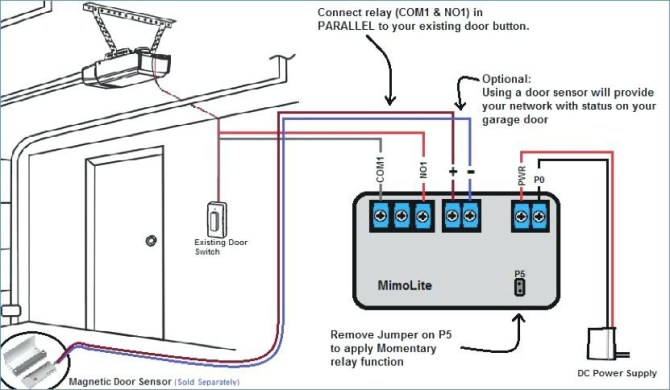 garage door electrical wiring schematic  ducane furnace