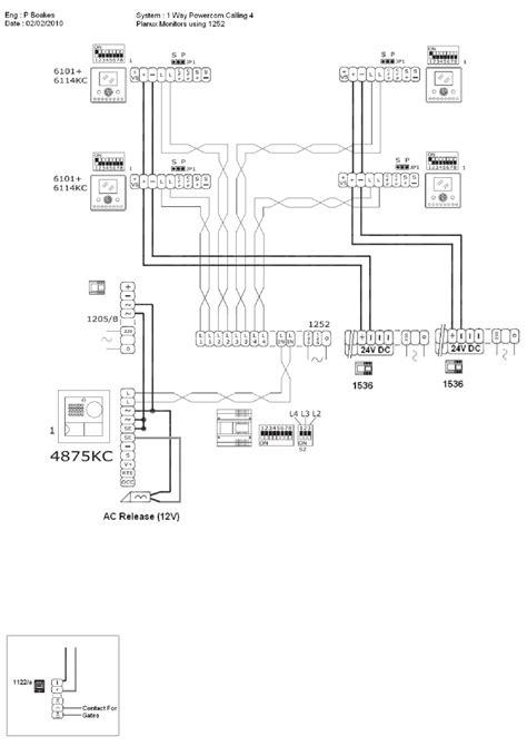 comelit wiring diagrams 2000 oldsmobile bravada fuse box