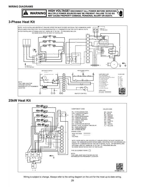 goodman heat strip wiring diagram scion tc ignition wiring