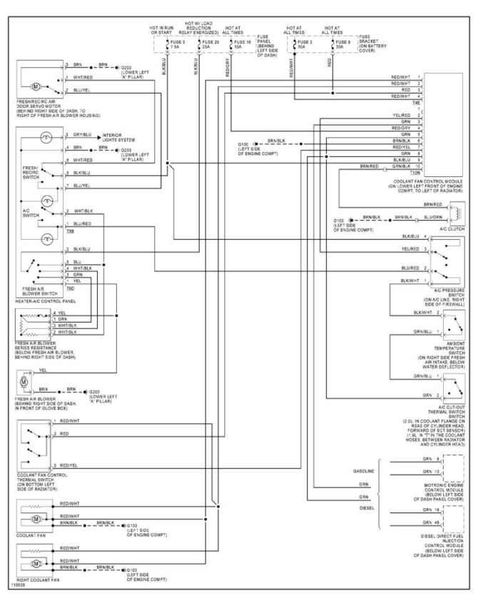 jetta radio wiring diagram hitch wire diagram  begeboy